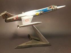 Lockheed - Starfighter F-104 F104 F 104 vadászrepülő modell