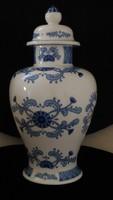 Unterweissbach hibátlan fedeles váza