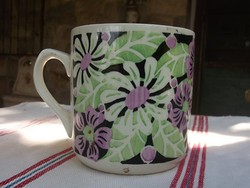 Retro sized mug-cup 50s