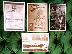 VINTAGE POSTCARD 1918 - 1945 (4.db)