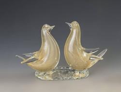 Muránói madár pár