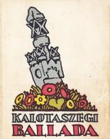 Kalotaszegi ballada (Csáki bíró lánya) (RITKA kötet) 1800 Ft