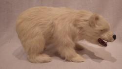 Régi élethű kidolgozású jegesmedve