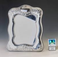 Ezüst asztali tükör
