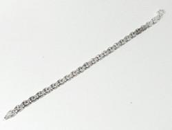 Ezüst karkötő(Kecs-Ag72306)