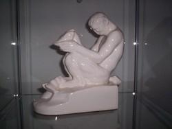 Faun galambokkal, LIGETI MIKLÓS (89.)