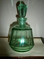 MOSER minőségben antik lapra csiszolt palack