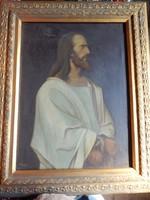 Krisztus Pilátus előtt másolat