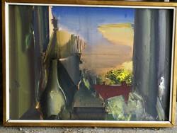 Eredeti Kokas Ignác festmény eladó
