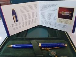 Cross Lapis Lazuli ceruza