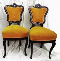 2 db barokk szék