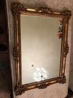 Antik jellegű, nagy méretű tükör