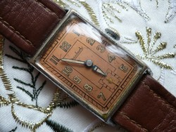 Egy működő Hanhart óra az 1930-as évekből ... 52ddf31318