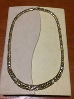 Női arany nyakék 14 k