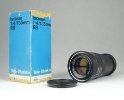 0T015 Isconar 1:4/135 mm teleobjektív