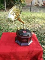 Csodálatos gramofon.