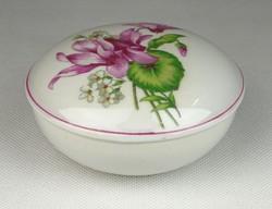 0T035 Metzler & Ortloff porcelán bonbonier