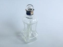 Parfümös ,ezüst szerelékkel