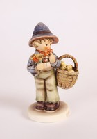 Húsvéti üdvözlet (Easter greetings) - 13 cm-es Hummel / Goebel figura
