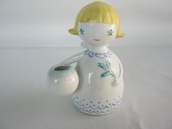 Aquincumi porcelán angyalka