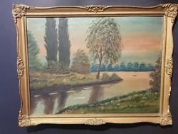 Végh festmény