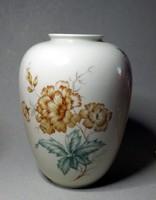 Weimari  porcelán váza