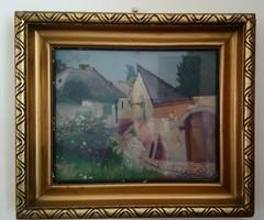 Magyar festő: Tabán