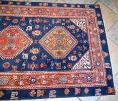 Nagyon szép régi KÉZICSOMÓZÁSÚ szőnyeg