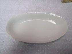 Porcelán - JELZETT - kínáló 22 x 13 cm