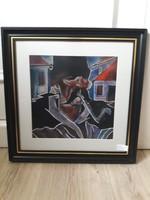 Scheiber Hugó jelzésü festmény eladó