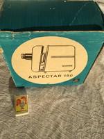 ASPECTAR 150 diavetítő eladó dobozában 1977
