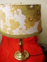 Szep vintage magyar rez lampa
