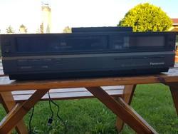Panasonic NVG 7 VHS videó kazetta lejátszó