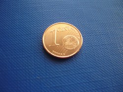 MÁLTA 1 EURO CENT 2016 ! UNC! RITKA!