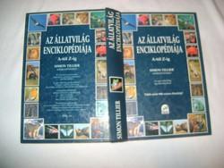 Az állatvilág enciklopédiája - 1994 - újszerű