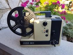 Eumig 624 D 8 mm-es filmvetítő