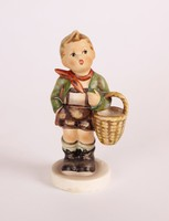 Falusi fiú (Village boy) - 13 cm-es Hummel / Goebel figura
