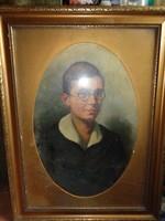 Szokol Villibárd portrék