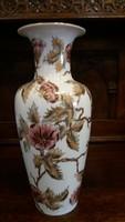 Zsolnay - Gyönyörű váza - ( magasság: 34 cm. ) - Élénk színek