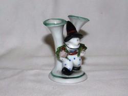 Antik Sitzendorf porcelán figura