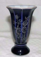 Váza Echt Cobalt Ilmenau Porcelán