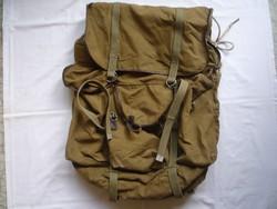 Orosz katonai hátizsák.