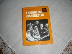 Antik könyvek! A nürnbergi huszonkettő