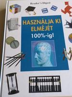 Frank Miltner:Használja ki elméjét 100%-ig! 1500.-Ft
