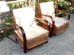 Szerkezet kész fotel 2 db
