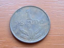 PORTUGÁLIA 1 ESCUDO 1974