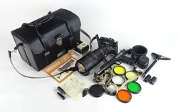 0T159 Zenit FS-12-2 komplett fotópuska táskájában