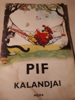 Pif kalandjai 1976. 1500.-Ft