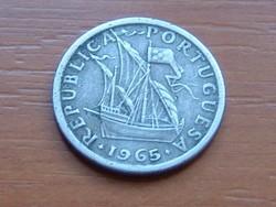 PORTUGÁLIA 2,5 ESCUDOS 1965