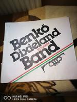 Benkó Dixilend Band Hungary 7 db. nyomat Lengyel Gyula  karikatúra rajzai 1985.